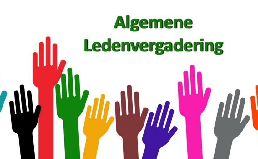 8 juni 2019 – Algemene ledenvergadering