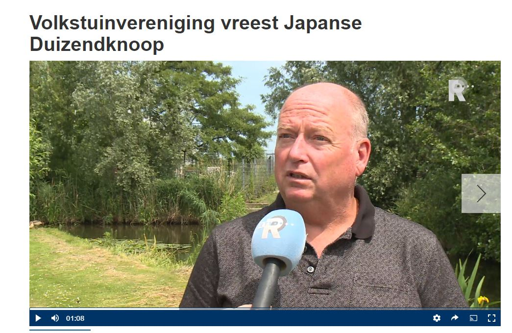 vtv-SNV op TV Rijnmond