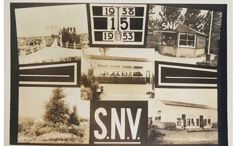Historie VTV SNV