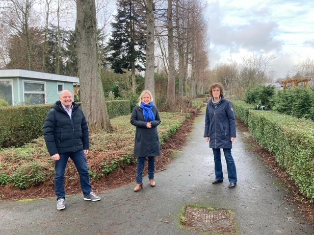 Op Bezoek: Chantal Zeegers (m), fractievoorzitter van D66