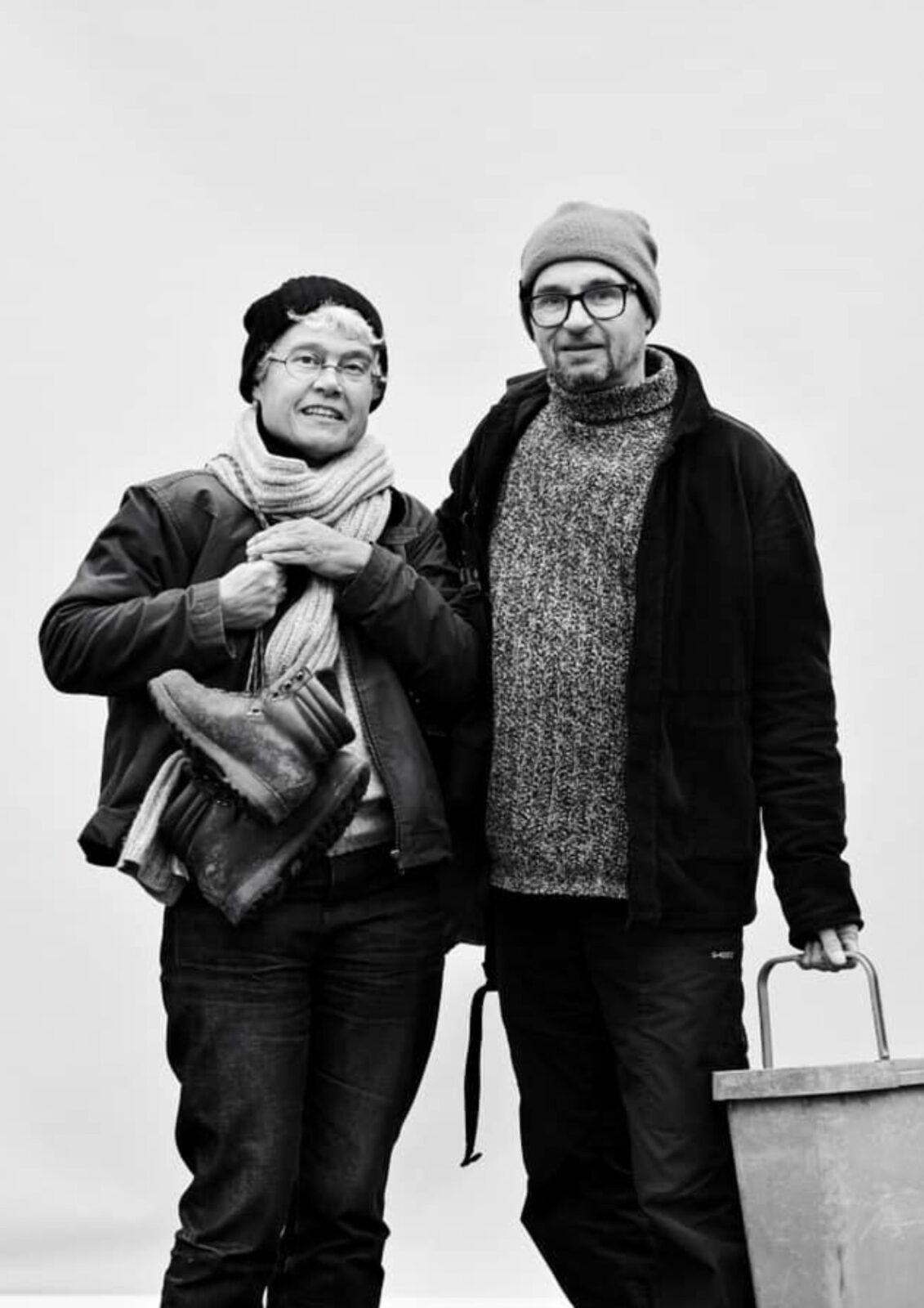 Humans of SNV: Irma en Jörn