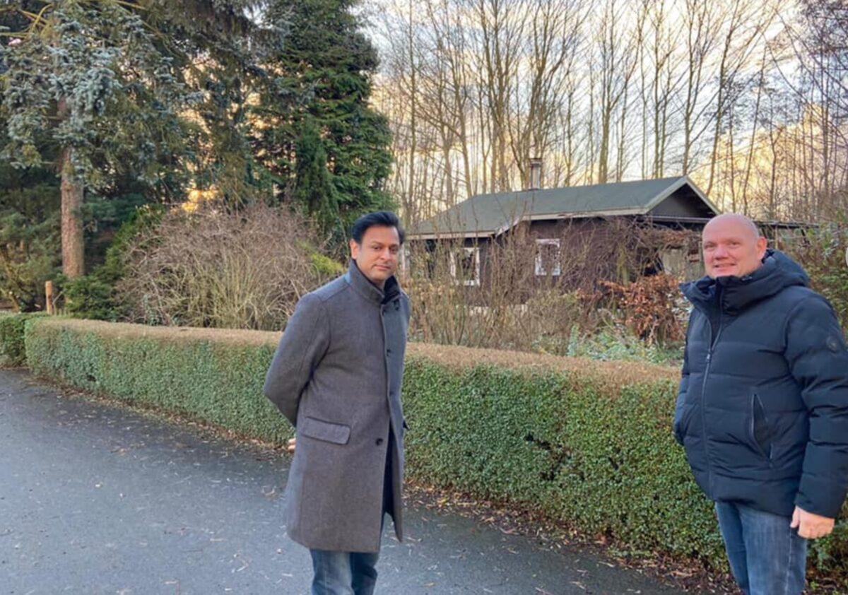Op bezoek: Narsingh Balwantsingh, raadslid PvdA Rotterdam