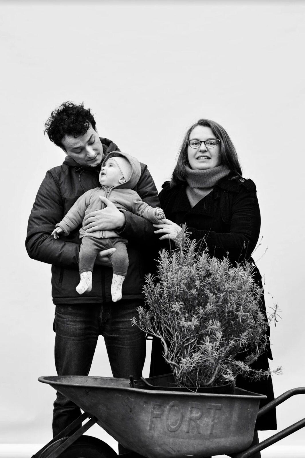 Humans of SNV: Irina, Vlad en Sonia