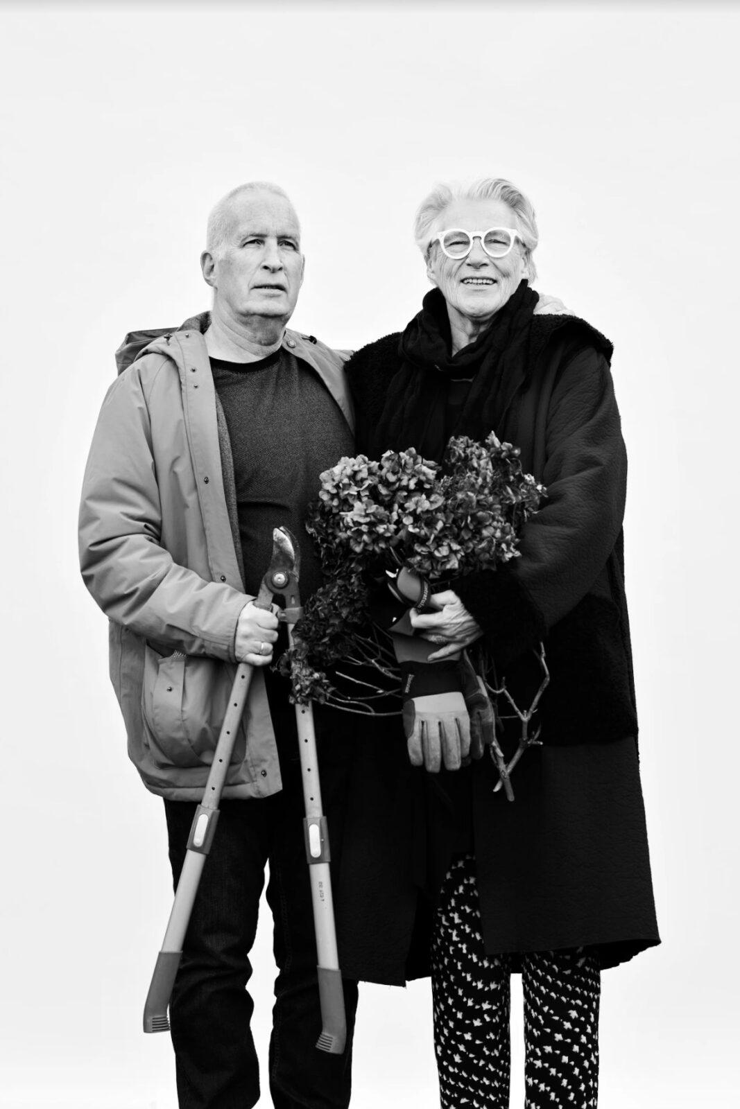 Humans of SNV: bezoekers Alma en Henk